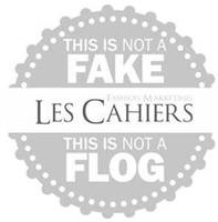 This is not a fake – This is not a flog Les Cahiers FM