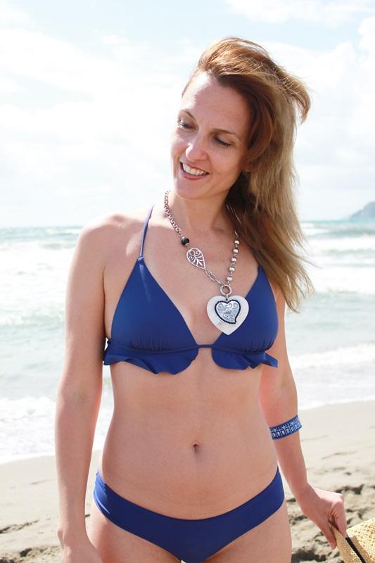 IndianSavage Blue bikini 6