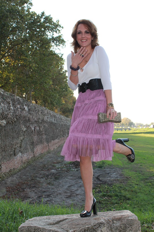 IndianSavage The diary of a fashion apprentice Tulle skirt 8