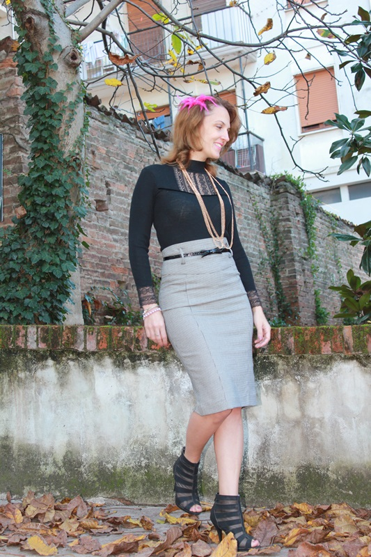 Indian Savage Margaret Dallospedale The Indian Savage diary  pencil skirt 0