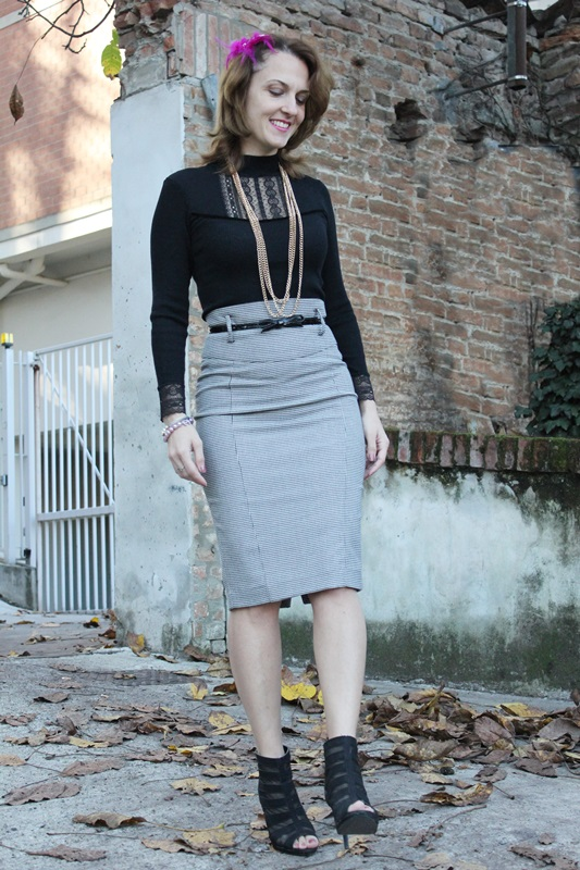 Indian Savage Margaret Dallospedale The Indian Savage diary  pencil skirt 3