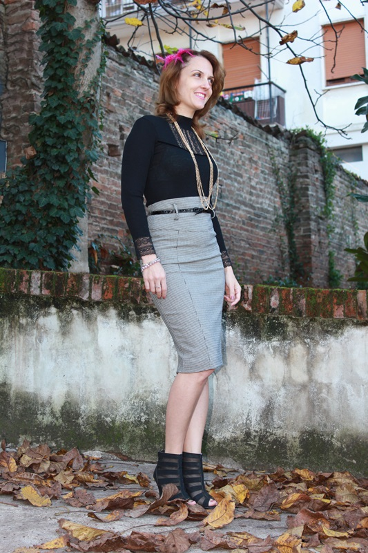 Indian Savage Margaret Dallospedale The Indian Savage diary  pencil skirt 4