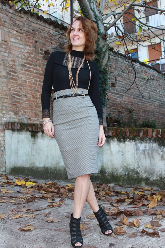 Indian Savage Margaret Dallospedale The Indian Savage diary  pencil skirt 6