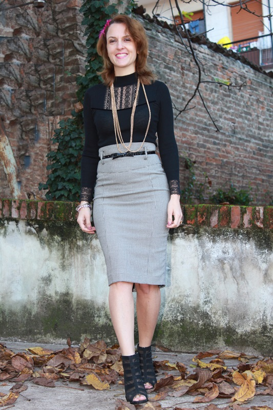 Indian Savage Margaret Dallospedale The Indian Savage diary  pencil skirt 7