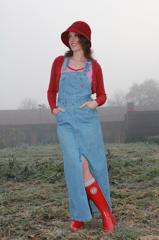 IndianSavage Margaret Dallospedale The Indian Savage diary dungaree 3