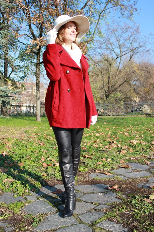 IndianSavage Margaret Dallospedale The Indian Savage diary red coat 2