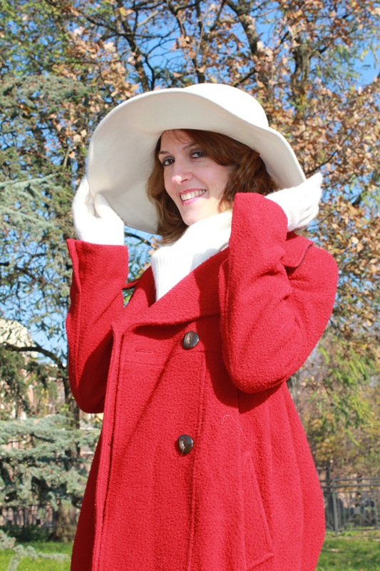 IndianSavage Margaret Dallospedale The Indian Savage diary red coat 6