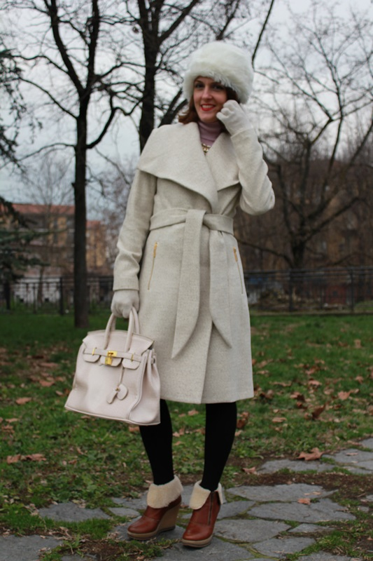 Indian Savage Margaret Dallospedale The Indian Savage diary Winter outfit ootd oow Colbacco  2