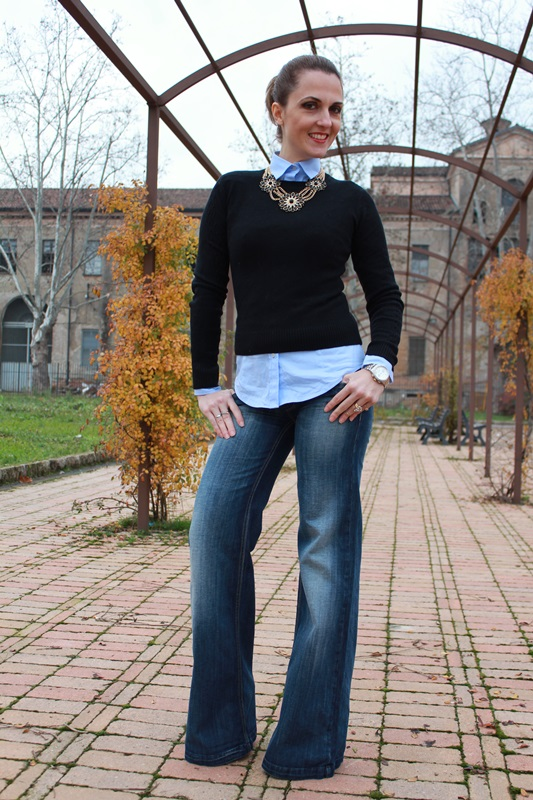 Indian Savage Margaret Dallospedale The Indian Savage diary casual outfit denim 5