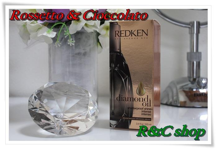 Margaret Dallospedale The Indian Savage diary Redken diamond oil Rossetto & Cioccolato R&C shop review 1