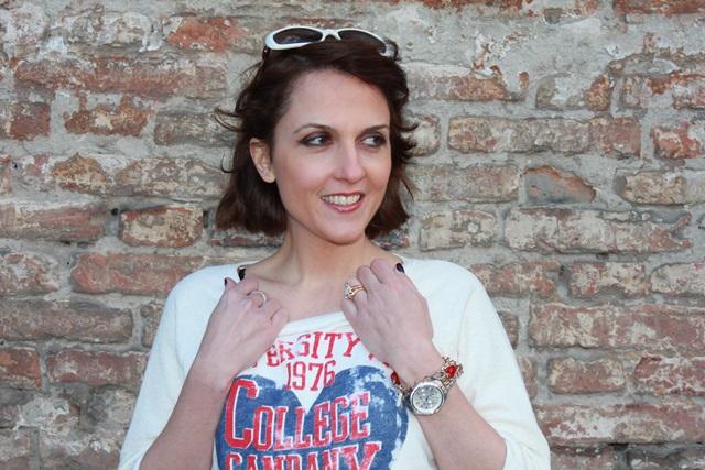 Margaret Dallospedale The Indian Savage diary indiansavage.com denim casul 1