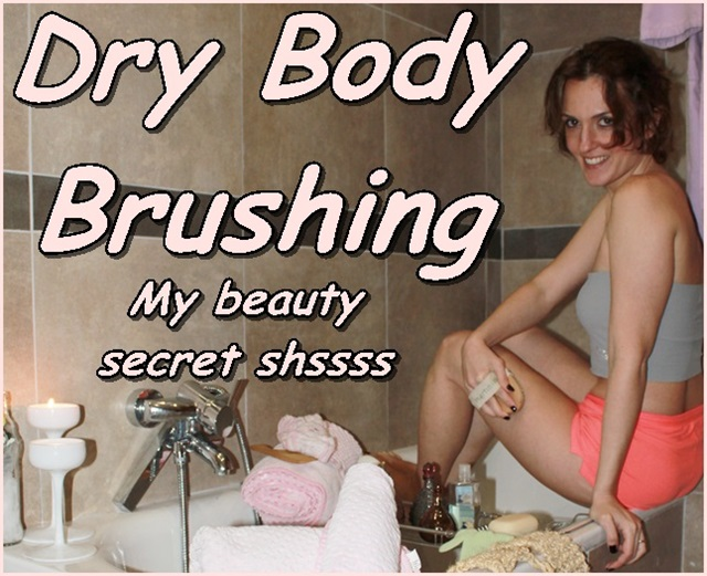 Dry Body Brushing Indian Savage Margaret Dallospedale The Indian Savage diary 0
