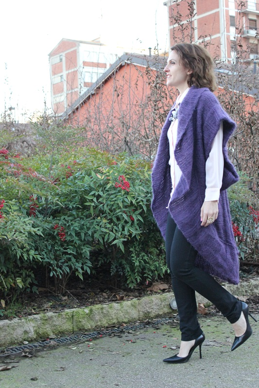 Margaret Dallospedale The Indian Savage diary Indian Savage chic maxi cardigan 5