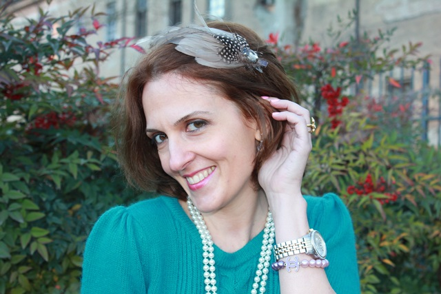 Margaret Dallospedale, The Indian Savage diary, www.indiansavage.com, fashion blogger,  indian savage, hairstyle 8