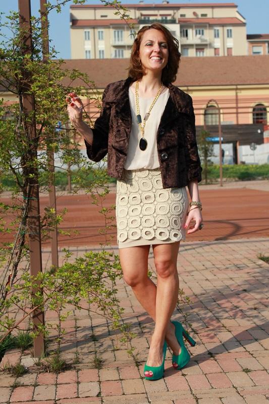 Margaret Dallospedale, Fashion blogger, The Indian Savage diary, indiansavage.com, fashion blog, sand dress, 1