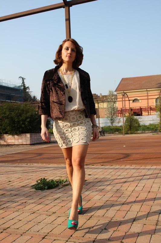 Margaret Dallospedale, Fashion blogger, The Indian Savage diary, indiansavage.com, fashion blog, sand dress, 2