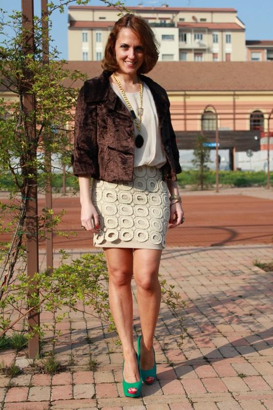 Margaret Dallospedale, Fashion blogger, The Indian Savage diary, indiansavage.com, fashion blog, sand dress, 3