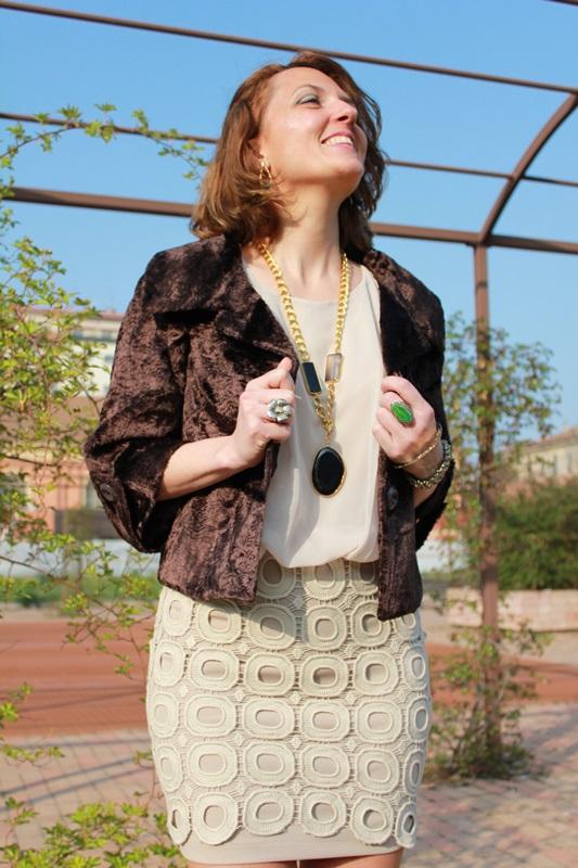 Margaret Dallospedale, Fashion blogger, The Indian Savage diary, indiansavage.com, fashion blog, sand dress, 5