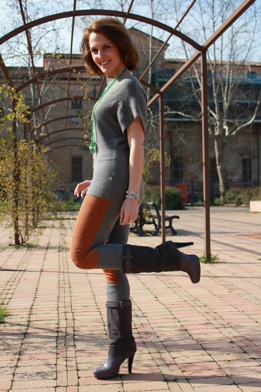 Margaret Dallospedale, Indian Savage, The Indian Savage, fashion  blog, fashion blogger, total gray, 3