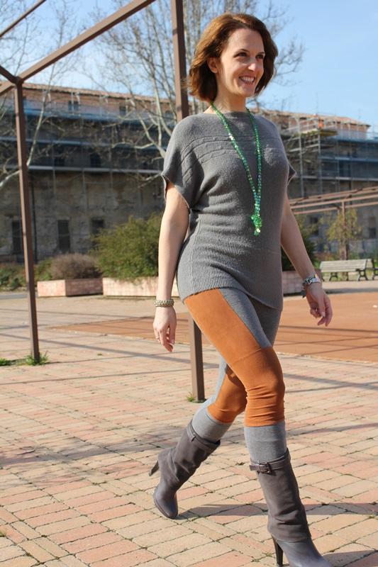 Margaret Dallospedale, Indian Savage, The Indian Savage, fashion  blog, fashion blogger, total gray, 6