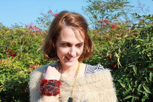 Margaret Dallospedale, The Indian Savage diary, Fashion blogger, fashion blog, indiansavage.com, burgundy leather pants, 0