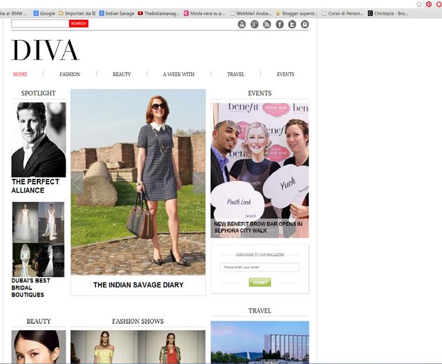 Diva Magazine Dubai