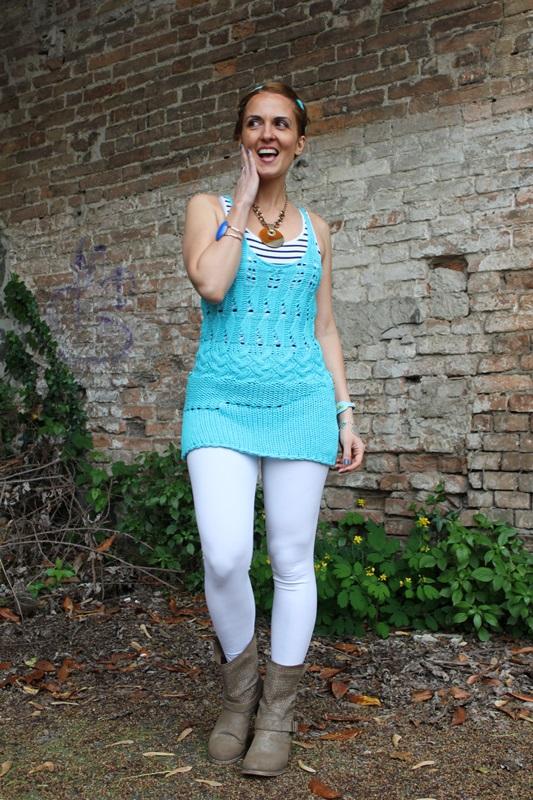 Margaret Dallospedale, Fashion blogger, The Indian Savage diary, Fashion blog, www.indiansavage.com, fashion tips, Beauty Tips, Lifestyle, Turquoise, 2