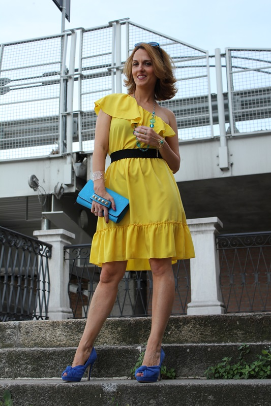 Margaret Dallospedale, Fashion blogger, The Indian Savage diary, Fashion blog, www.indiansavage.com, fashion tips, Lifestyle, Personal style, Yellow dress, 6