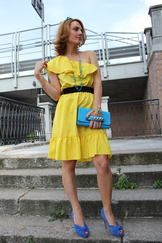 Margaret Dallospedale, Fashion blogger, The Indian Savage diary, Fashion blog, www.indiansavage.com, fashion tips, Lifestyle, Personal style, Yellow dress, 8
