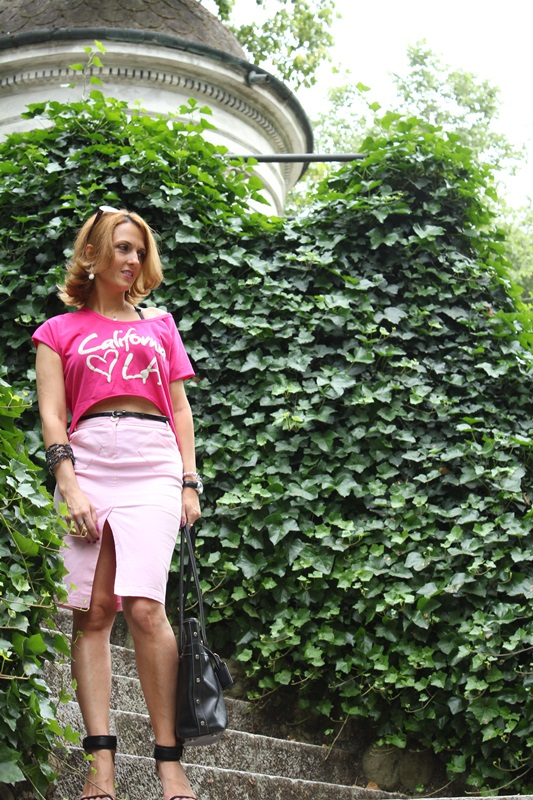 Margaret Dallospedale, Fashion blogger, The Indian Savage diary, Fashion blog, www.indiansavage.com, fashion tips, Lifestyle, Personal style, Crop top, pencil skirt, 5