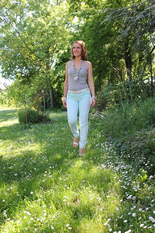 Margaret Dallospedale, Fashion blogger, The Indian Savage diary, Fashion blog, www.indiansavage.com, fashion tips, Lifestyle, Mint pant, 2