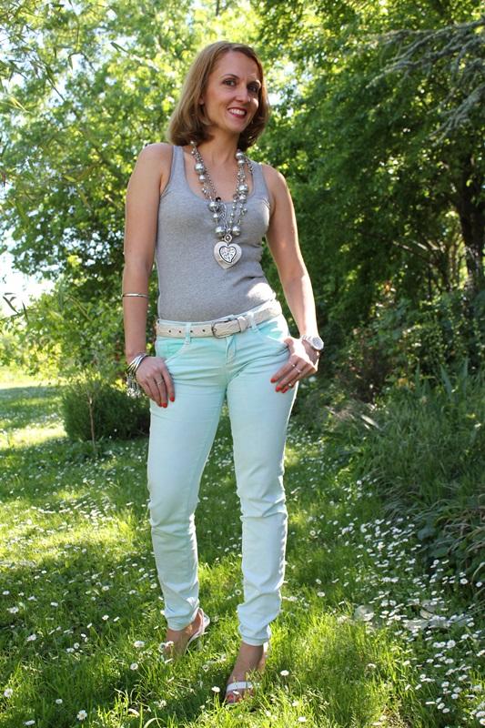 Margaret Dallospedale, Fashion blogger, The Indian Savage diary, Fashion blog, www.indiansavage.com, fashion tips, Lifestyle, Mint pant, 6
