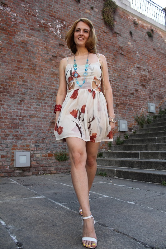 Margaret Dallospedale, Fashion blogger, The Indian Savage diary, Fashion blog, www.indiansavage.com, fashion tips, Lifestyle, Personal style, Cropped dress, 4