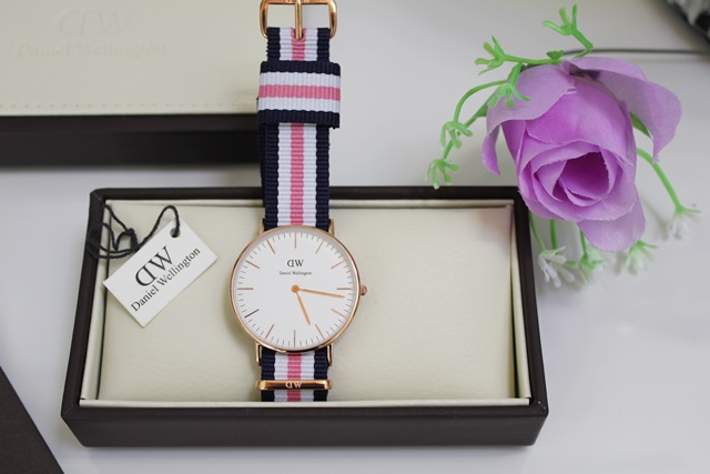 Daniel Wellington Watch (The preppy style on your wrist ... 8077b70e344