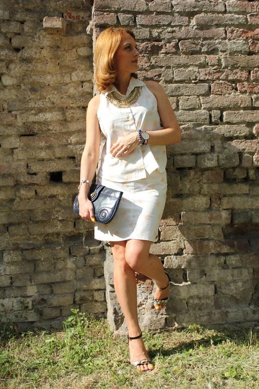 Margaret Dallospedale, Fashion blogger, The Indian Savage diary, Fashion blog, www.indiansavage.com, fashion tips, Lifestyle, Personal style, Palm print, 3