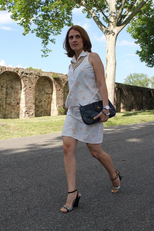 Margaret Dallospedale, Fashion blogger, The Indian Savage diary, Fashion blog, www.indiansavage.com, fashion tips, Lifestyle, Personal style, Palm print, 6
