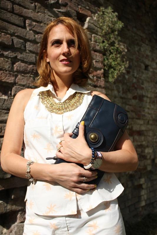 Margaret Dallospedale, Fashion blogger, The Indian Savage diary, Fashion blog, www.indiansavage.com, fashion tips, Lifestyle, Personal style, Palm print, 8
