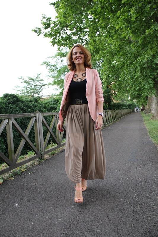 Margaret Dallospedale, Fashion blogger, The Indian Savage diary, Fashion blog, www.indiansavage.com, fashion tips, Lifestyle, Pink blazer , 5