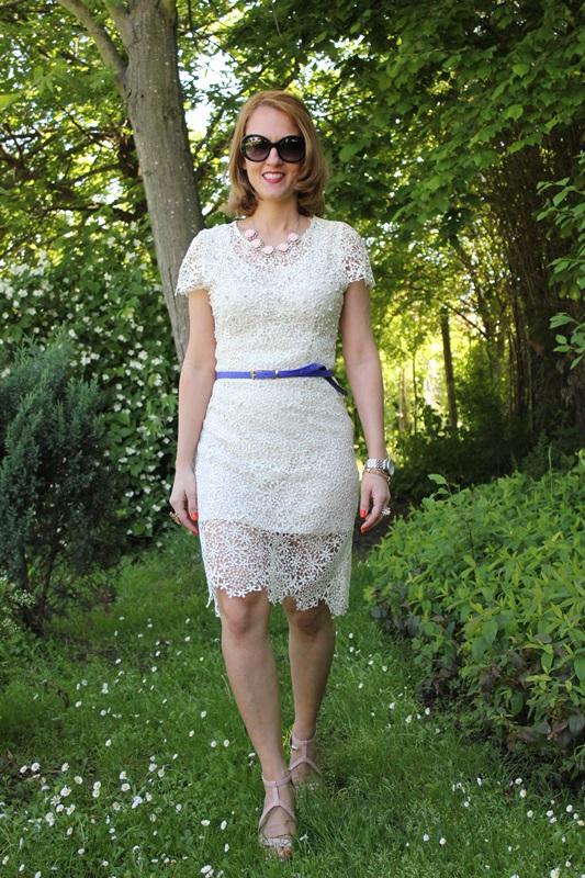 Margaret Dallospedale, Fashion blogger, The Indian Savage diary, Fashion blog, www.indiansavage.com, fashion tips, Lifestyle, lace dress, sheinside, 3