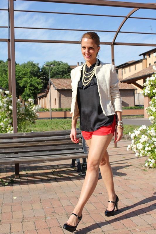 Margaret Dallospedale, Fashion blogger, The Indian Savage diary, Fashion blog, www.indiansavage.com, fashion tips, Lifestyle, shorts, 0