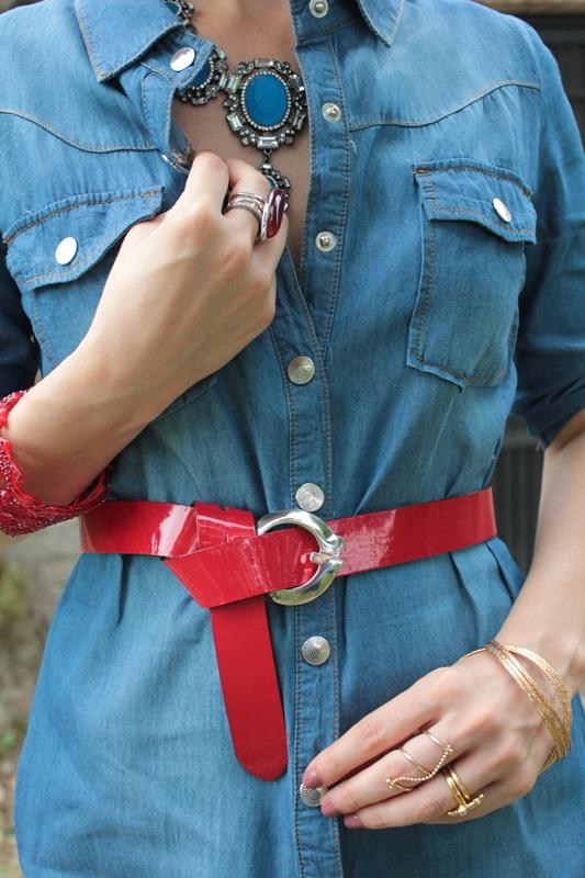 Margaret Dallospedale, Fashion blogger, The Indian Savage diary, Fashion blog, www.indiansavage.com, fashion tips, Lifestyle, How to wear, Denim dress , 8