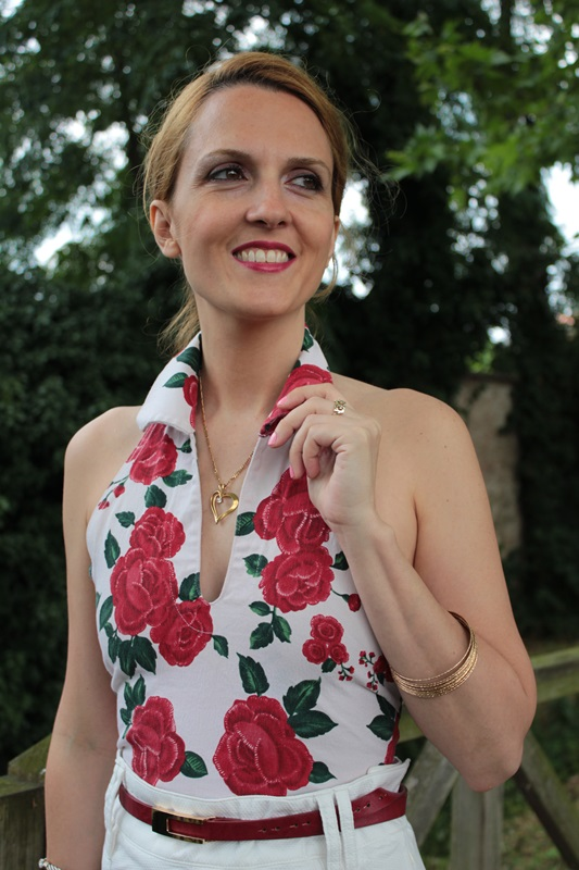 Margaret Dallospedale, Fashion blogger, The Indian Savage diary, Fashion blog, www.indiansavage.com, fashion tips, Lifestyle, How to wear, Floral print, top, 6