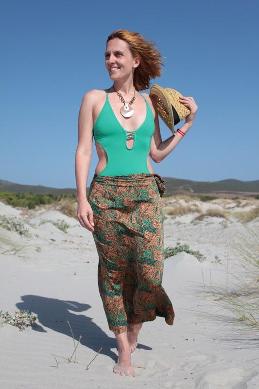 Margaret Dallospedale, Fashion blogger, The Indian Savage diary, Fashion blog, www.indiansavage.com, fashion tips, Lifestyle, How to wear, Beach Wear, Trikini and Pareo,  10 (3)