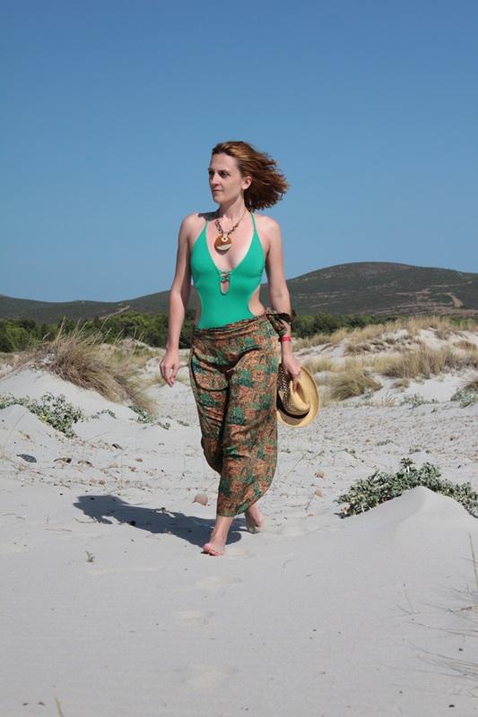 Margaret Dallospedale, Fashion blogger, The Indian Savage diary, Fashion blog, www.indiansavage.com, fashion tips, Lifestyle, How to wear, Beach Wear, Trikini and Pareo,  10 (4)