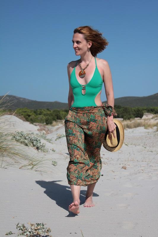 Margaret Dallospedale, Fashion blogger, The Indian Savage diary, Fashion blog, www.indiansavage.com, fashion tips, Lifestyle, How to wear, Beach Wear, Trikini and Pareo,  10 (5)