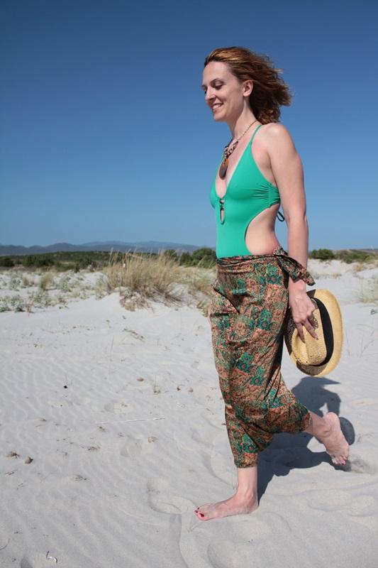 Margaret Dallospedale, Fashion blogger, The Indian Savage diary, Fashion blog, www.indiansavage.com, fashion tips, Lifestyle, How to wear, Beach Wear, Trikini and Pareo,  10 (6)