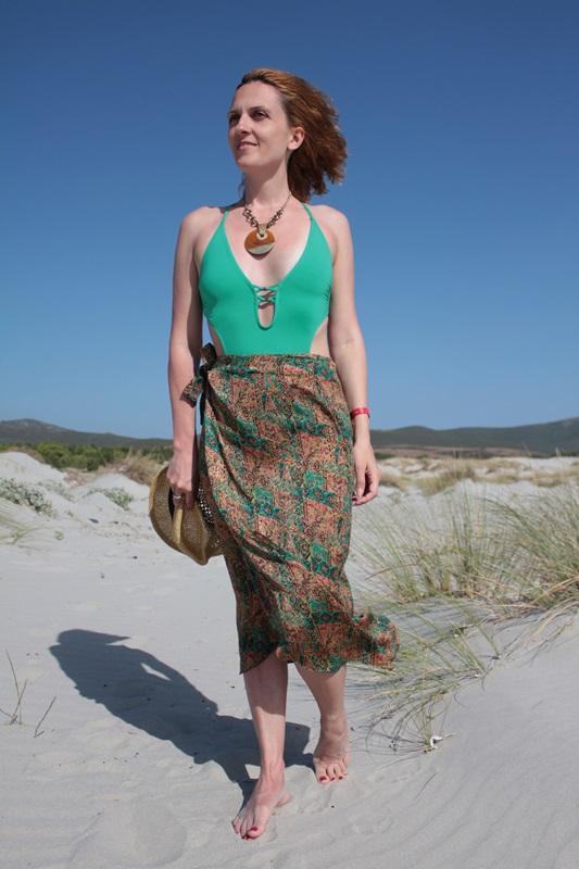 Margaret Dallospedale, Fashion blogger, The Indian Savage diary, Fashion blog, www.indiansavage.com, fashion tips, Lifestyle, How to wear, Beach Wear, Trikini and Pareo,  10 (7)