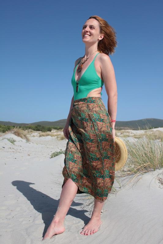 Margaret Dallospedale, Fashion blogger, The Indian Savage diary, Fashion blog, www.indiansavage.com, fashion tips, Lifestyle, How to wear, Beach Wear, Trikini and Pareo,  10 (8)
