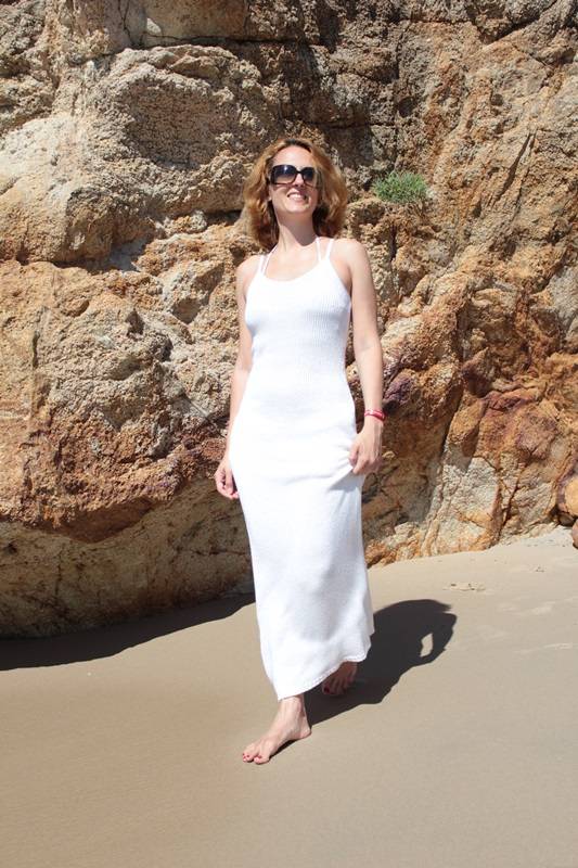 Margaret Dallospedale, Fashion blogger, The Indian Savage diary, Fashion blog, www.indiansavage.com, fashion tips, Lifestyle, How to wear, Beach Wear, crochet dress,  4