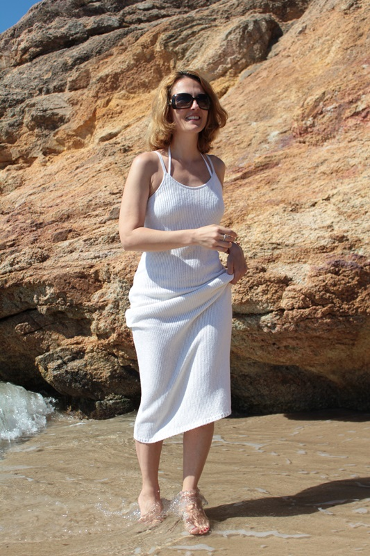Margaret Dallospedale, Fashion blogger, The Indian Savage diary, Fashion blog, www.indiansavage.com, fashion tips, Lifestyle, How to wear, Beach Wear, crochet dress,  8